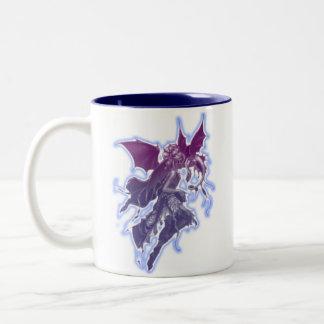 Fantasy Girl Two-Tone Coffee Mug