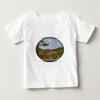 Fantasy Halfling Village Baby T-Shirt