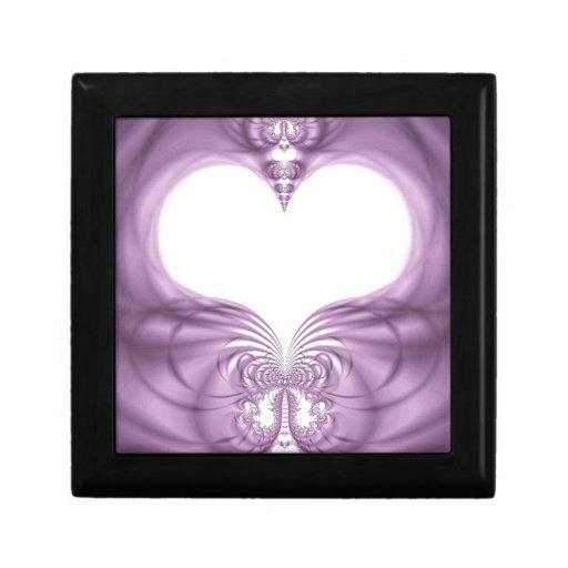Fantasy Hearts Jewelry Box