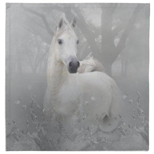 Fantasy Horse Cloth Napkin