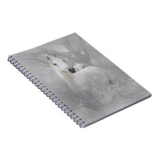 Fantasy Horse Notebook