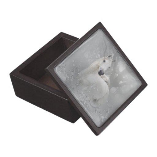 Fantasy Horse Premium Trinket Box