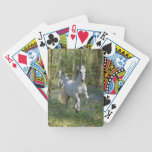 Fantasy Horses: Bluebell Wood Bicycle Playing Cards