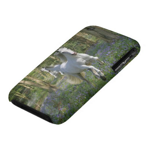 Fantasy Horses: Bluebell Wood Case-Mate iPhone 3 Case