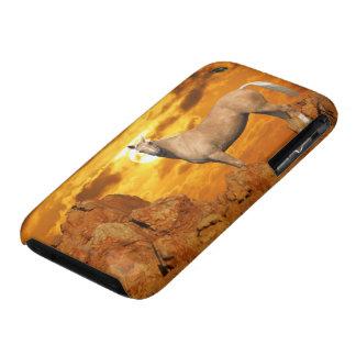 Fantasy Horses: Mountain iPhone 3 Case