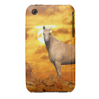 Fantasy Horses: Mountain iPhone 3 Covers