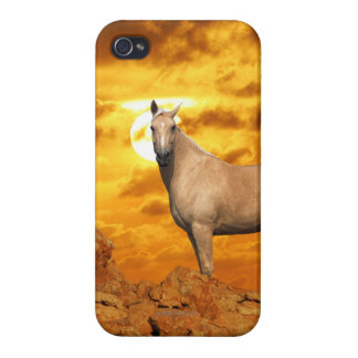 Fantasy Horses: Mountain iPhone 4/4S Case
