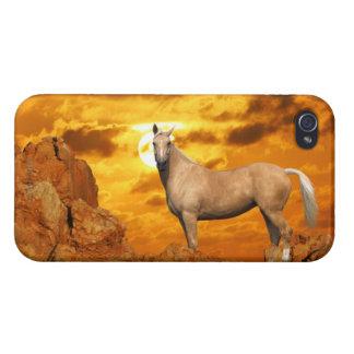 Fantasy Horses: Mountain iPhone 4/4S Case