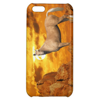 Fantasy Horses: Mountain Cover For iPhone 5C
