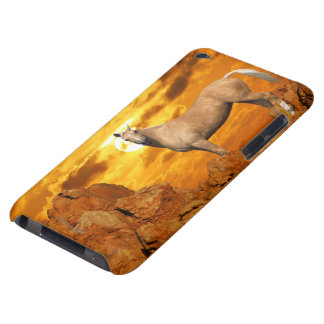 Fantasy Horses: Mountain iPod Touch Cases