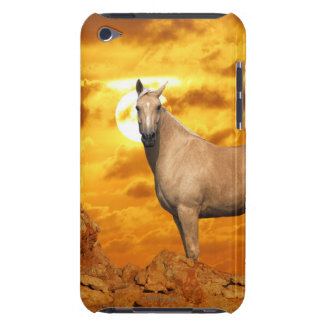 Fantasy Horses: Mountain iPod Touch Cover