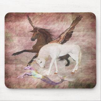 Fantasy Horses Mousepads