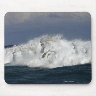 Fantasy Horses: Sea Mouse Pad
