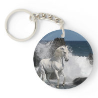 Fantasy Horses: Southern Seas Keychains