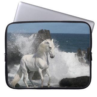Fantasy Horses: Southern Seas Laptop Sleeve