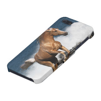Fantasy Horses: Summer Splash Case For iPhone SE/5/5s
