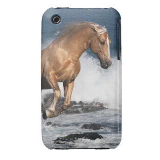 Fantasy Horses: Summer Splash iPhone 3 Case-Mate Case