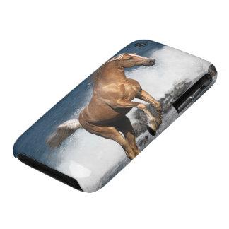 Fantasy Horses: Summer Splash iPhone 3 Cases