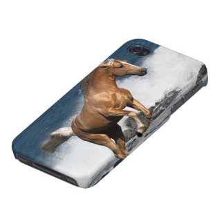 Fantasy Horses: Summer Splash iPhone 4 Case