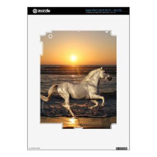 Fantasy Horses: Sunset iPad 3 Decal