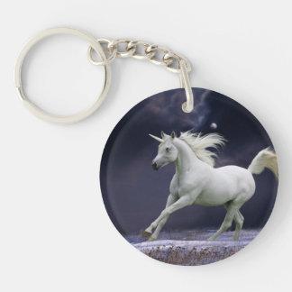 Fantasy Horses: Unicorn Keychain