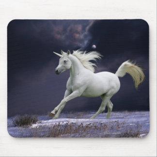 Fantasy Horses: Unicorn Mouse Pad