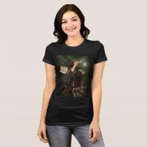 fantasy illustration: demon woman T-Shirt