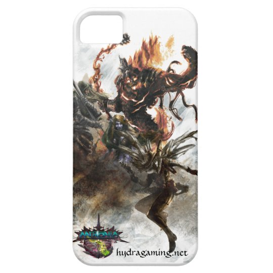 Fantasy iPhone 5 Case, Andronia Collection #1 iPhone SE/5/5s Case