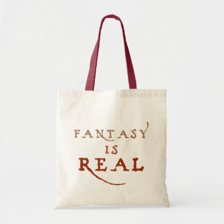 Fantasy Is Real Tote