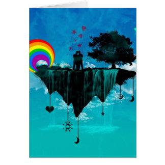 Fantasy Island Card