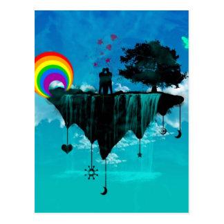 Fantasy Island Postcard