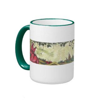 Fantasy Jungle Mug