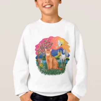 Fantasy Land - Abyssinian (red) Sweatshirt