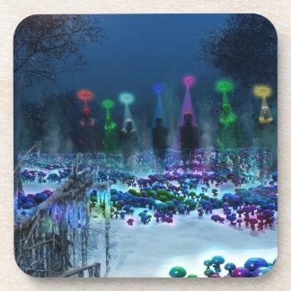 Fantasy Land Drink Coasters