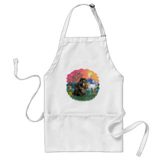 Fantasy Land (ff) - Persian Tortie cat 18 Adult Apron