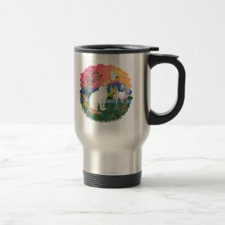 Fantasy Land (ff) - Turkish Van catt Coffee Mug