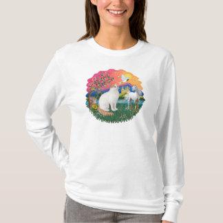 Fantasy Land (ff) - Turkish Van catt T-Shirt