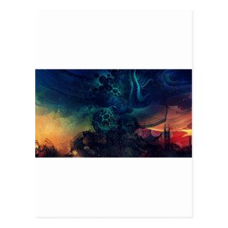 Fantasy Land Postcard