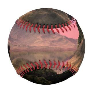 Fantasy landscape i baseballs