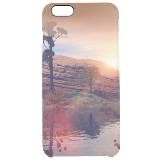 Fantasy landscape uncommon clearly™ deflector iPhone 6 plus case