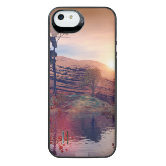 Fantasy landscape uncommon power gallery™ iPhone 5 battery case