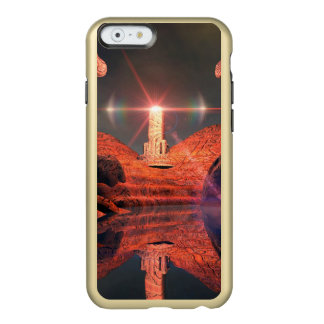 Fantasy landscape with light effects incipio feather® shine iPhone 6 case