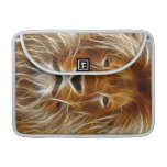 Fantasy Lion MacBook Pro Sleeve
