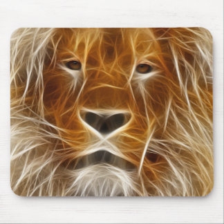 Fantasy Lion Mouse Pad