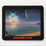 Fantasy Love Mousepad
