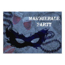 Fantasy Masquerade party Invitation