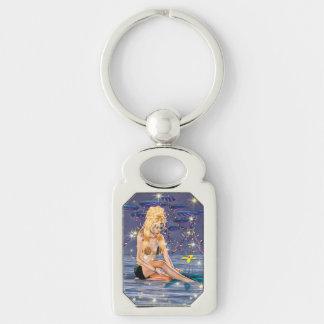 Fantasy Mermaid Key Chain