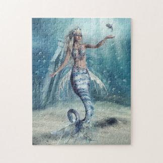 Fantasy Mermaid Puzzle