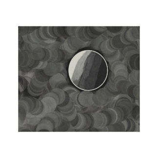 Fantasy moonlight canvas print