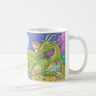 Fantasy Next Generation Dragon Right Hand Mug